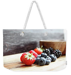 With Love From Berry Country  Weekender Tote Bag