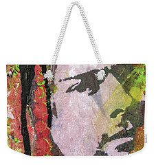 Something In The Way Weekender Tote Bag