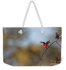With These Wings I Fly  Weekender Tote Bag