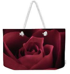 With This Rose Weekender Tote Bag