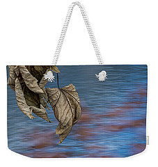 Withered Leaves Weekender Tote Bag