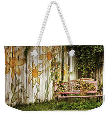 Withered Peace Weekender Tote Bag