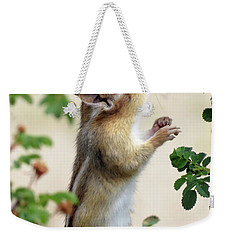 Within Reach - Chipmunk Weekender Tote Bag