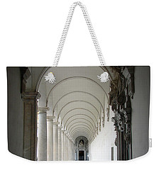 Within The Castle Walls Weekender Tote Bag