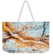 Within The Rock Itself Weekender Tote Bag by Tim Gainey