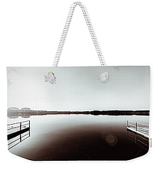 Within The Sound Of Silence Weekender Tote Bag by Wade Brooks