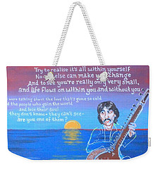Within You Without You Weekender Tote Bag