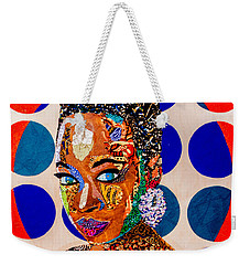 Without Question - Danai Gurira I Weekender Tote Bag