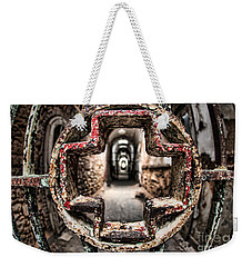 Without Salvation Weekender Tote Bag by Andrew Paranavitana