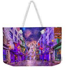 Wizard Mall Weekender Tote Bag