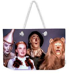 Wizard Of Oz Weekender Tote Bag