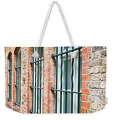 Wndow Bars Weekender Tote Bag
