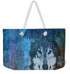 Wolf And Raven Weekender Tote Bag