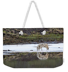 Wolflection Weekender Tote Bag