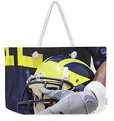 Wolverine Cradles Helmet Weekender Tote Bag