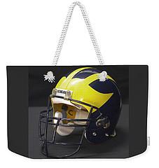 Wolverine Helmet From The 1990s Weekender Tote Bag