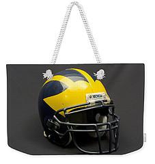 Wolverine Helmet Of The 2000s Era Weekender Tote Bag