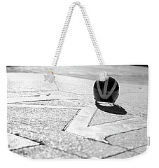 Wolverine Helmet On The Diag M Weekender Tote Bag