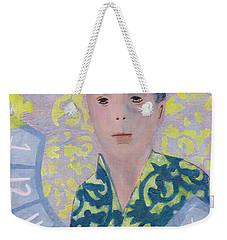 Woman #331717 Weekender Tote Bag