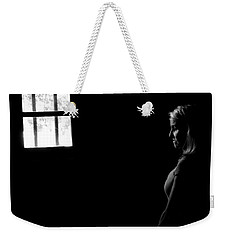 Woman In The Dark Room Weekender Tote Bag