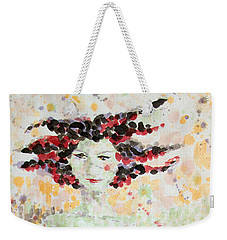 Woman Of Glory Weekender Tote Bag