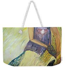 Woman Of Wheat Weekender Tote Bag