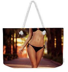 Woman Perfect Body Weekender Tote Bag