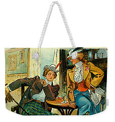 Woman's Club 1899 Weekender Tote Bag