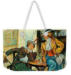 Woman's Club 1899 Weekender Tote Bag