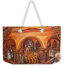 Woman's Place In Society Weekender Tote Bag