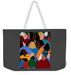 Women Of Impact And Influence Weekender Tote Bag