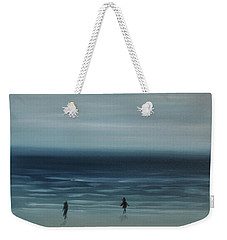 Women On The Beach Weekender Tote Bag by Tone Aanderaa
