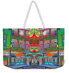 Won Kow, Wow 1 Weekender Tote Bag by Marianne Dow