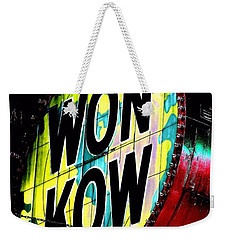 Won Kow, Wow 3 Weekender Tote Bag