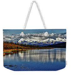 Wonder Lake IIi Weekender Tote Bag by Rick Berk
