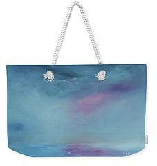 Weekender Tote Bag featuring the painting Wonder Of Nature by Jane See