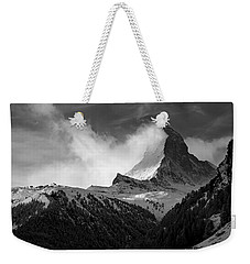 Wonder Of The Alps Weekender Tote Bag