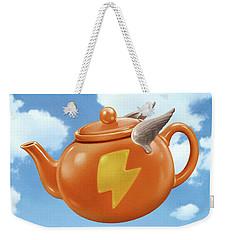 Wonder Teapot Weekender Tote Bag