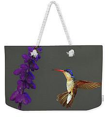 Wonderful Weekender Tote Bag by John Kolenberg