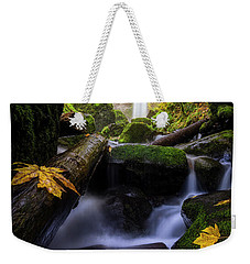 Wonderland In The Gorge Weekender Tote Bag