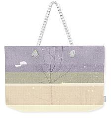 Fractured Weekender Tote Bag