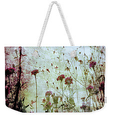 Wonderland Weekender Tote Bag by Trish Mistric