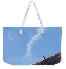 Weekender Tote Bag featuring the photograph Wonderstruck by Richard Rizzo