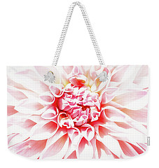 Weekender Tote Bag featuring the photograph Wont To Love by Jessica Manelis