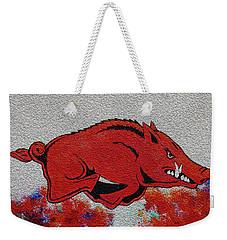 Woo Pig Sooie 2 Weekender Tote Bag