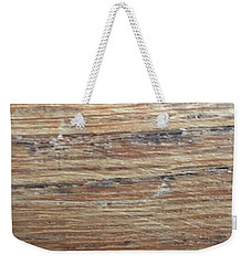 Wood Grain 1 Weekender Tote Bag