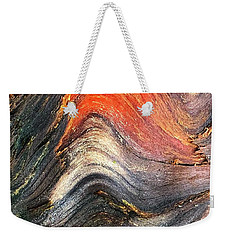 Wood Patterns Weekender Tote Bag