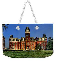 Woodburn Hall In Morning Weekender Tote Bag
