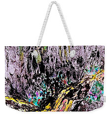 Wooded Growth Weekender Tote Bag