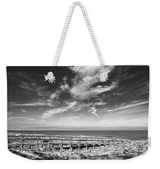 Wooden Bridge To The Sea Weekender Tote Bag